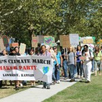 The People's Climate March Maker/Speaker party