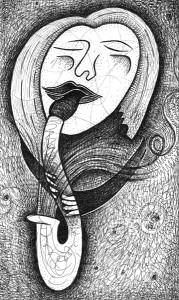 Saxophone Piece