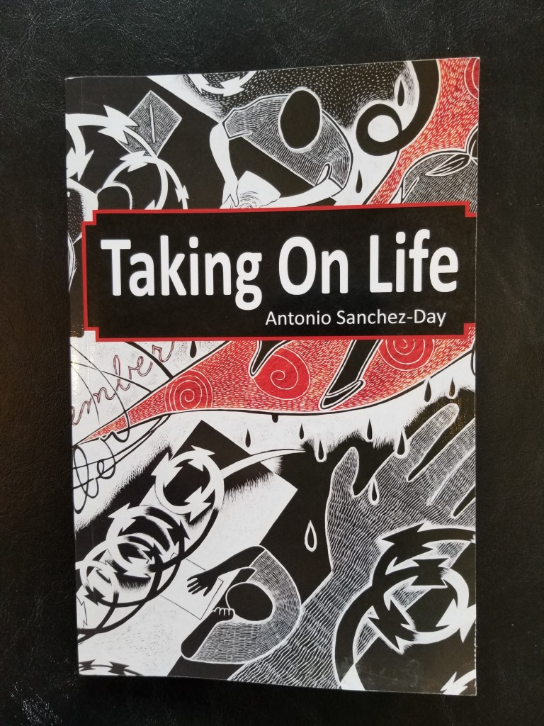 Cover illustration , Taking on Life