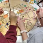 Mosaic Workshop at Art Cafe
