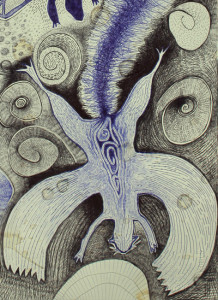 doodle detail