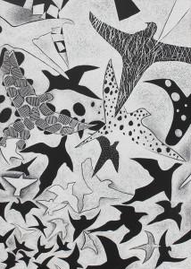 Passenger Pigeon: Distorted Memory