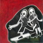 Skateboard Piece